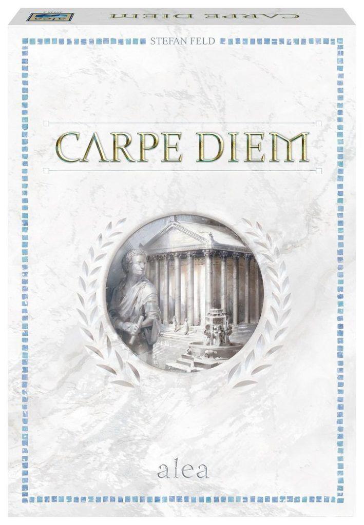 Carpe Diem 2 Board Game box