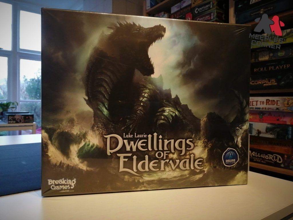Dwellings of Eldervale cover