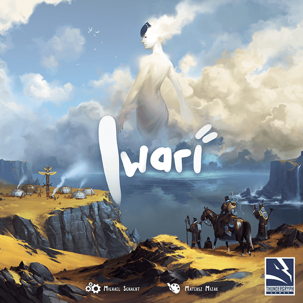 Iwari Board Game Cover