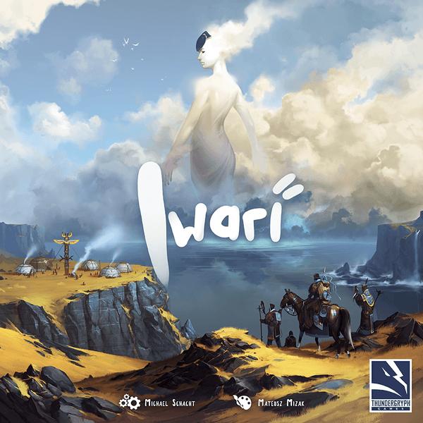Iwari Board Game Cover