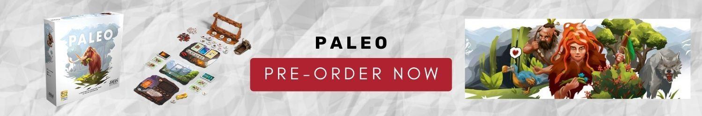 Paleo Pre-Order Banner