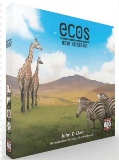 Ecos New Horizon Cover