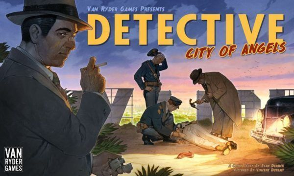 Detective City of Angels cover