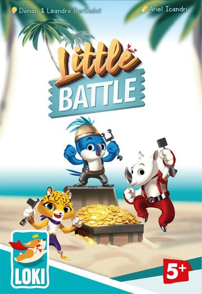Little Battle card game cover