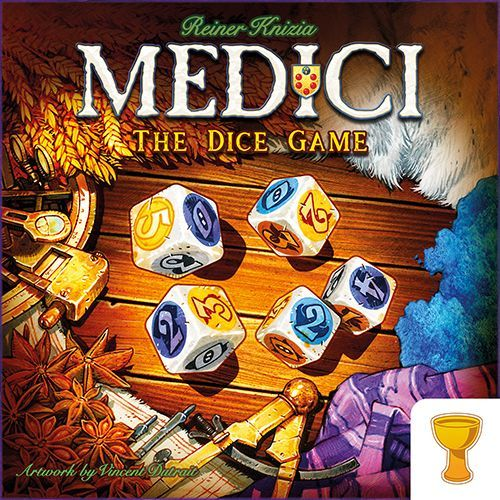 Medici The Dice Game cover
