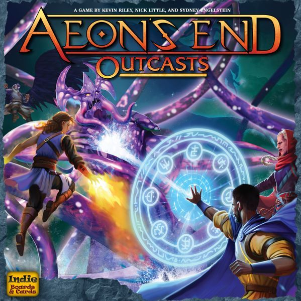 Aeon's End Outcasts cover