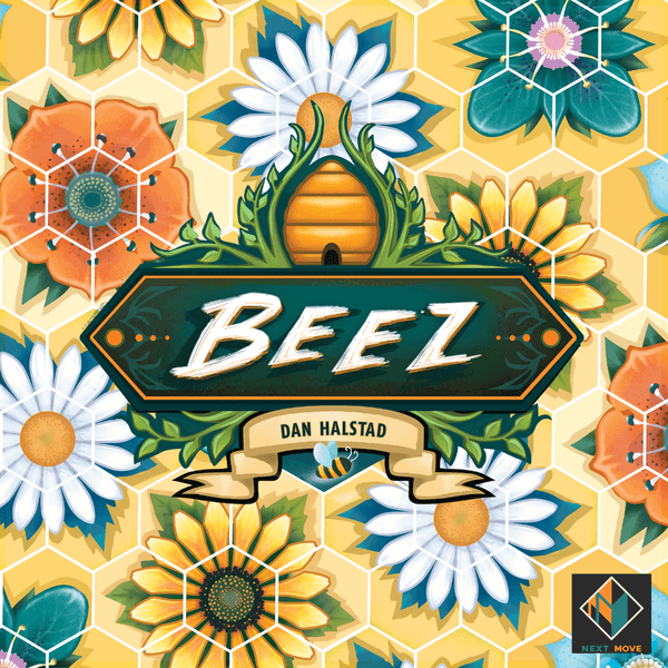 Beez board game cover