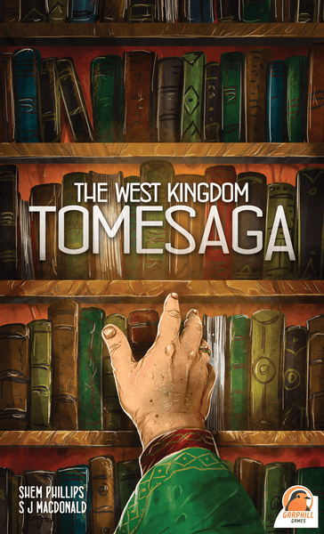 West Kingdom Tomesaga cover