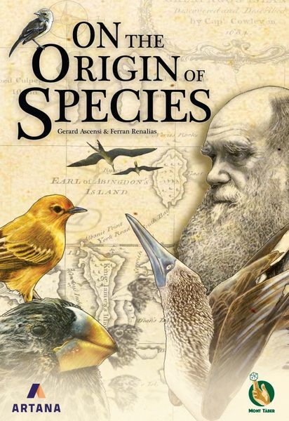 On the Origin of Species board game