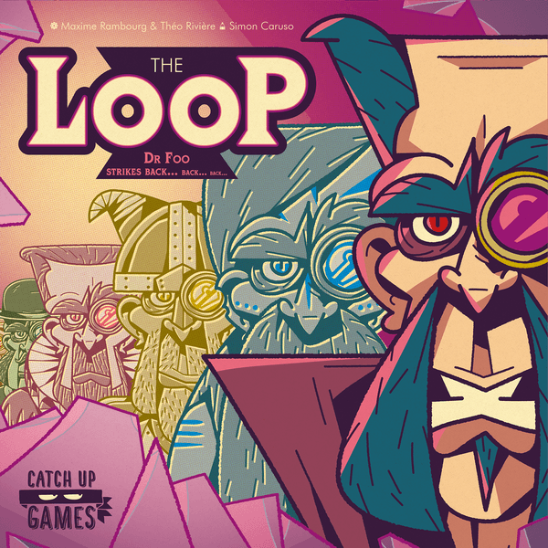 The LOOP board game cover