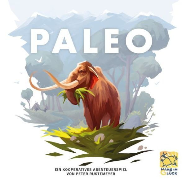 Paleo board game cover