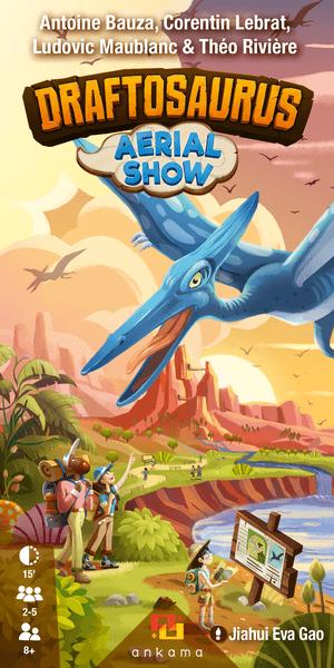Draftosaurus Aerial Show cover
