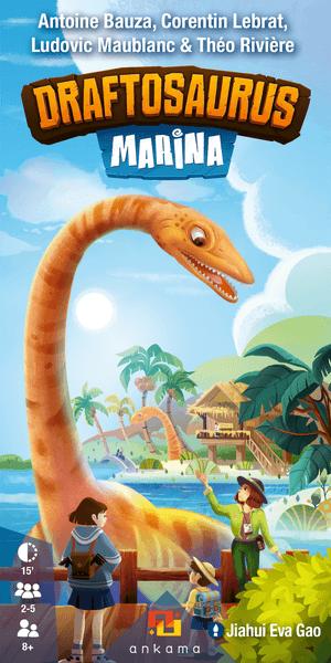 Draftosaurus Marina cover