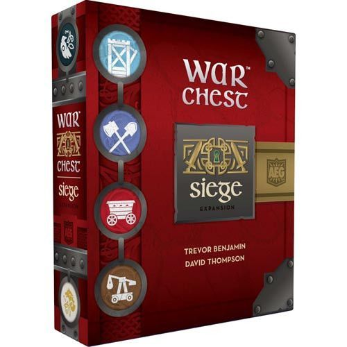 War Chest Siege Expansion cover