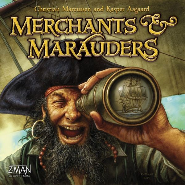 Merchants and Marauders cover