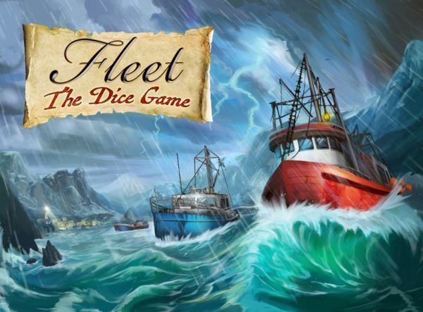 Fleet The Dice Game 2nd Edition cover