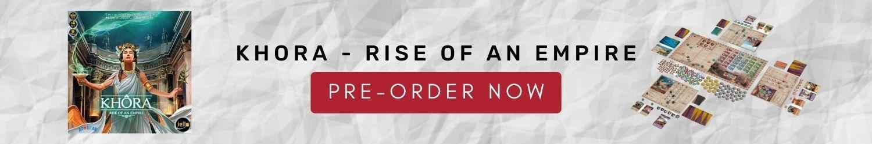Khora - Rise of an Empire pre-order