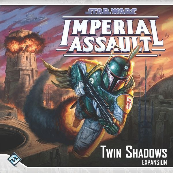 Star Wars Imperial Assault Twin Shadows cover