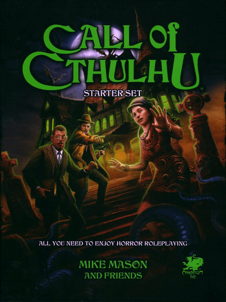 Call of Cthulhu Starter Set box