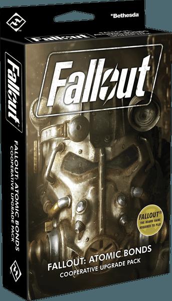 Fallout Atomic Bonds cover