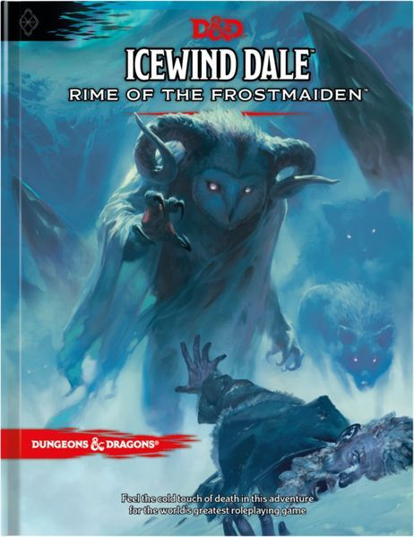 Icewind Dale: Rime of the Frostmaiden cover