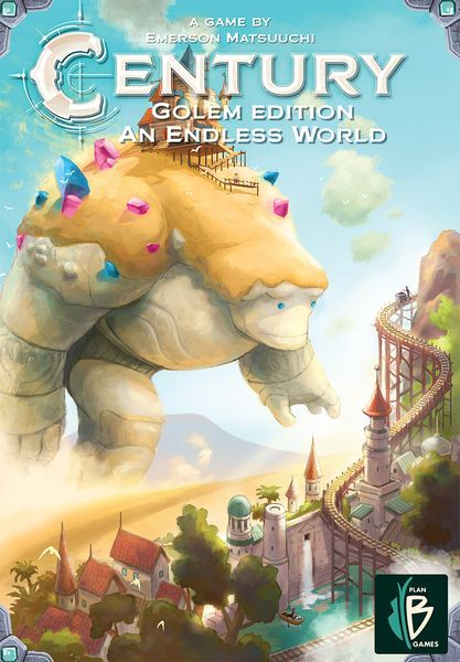Century Golem Edition An Endless World cover