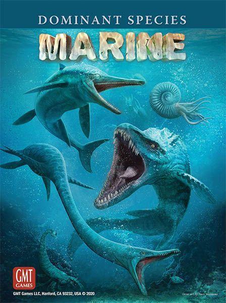 Dominant Species Marine cover