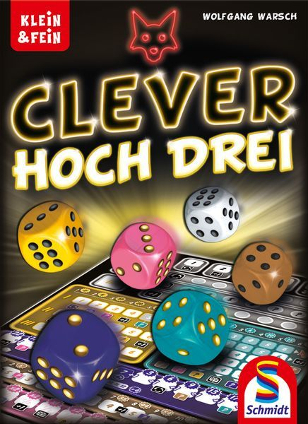 Clever hoch drei cover