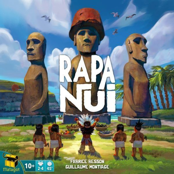 Rapa Nui Board Game (2020) cover