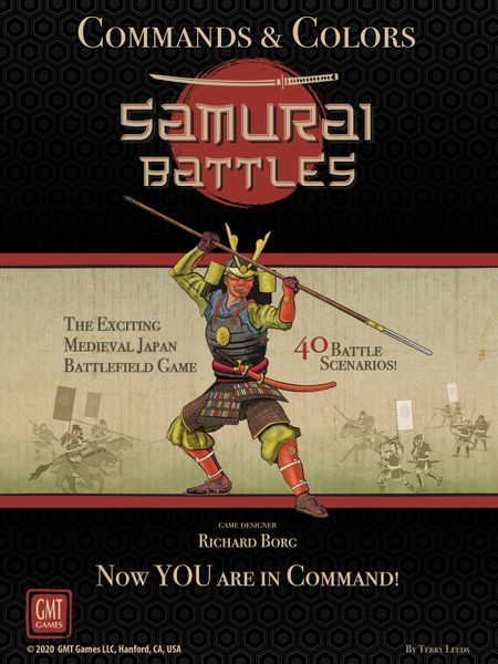Commands & Colors Samurai Battles cover