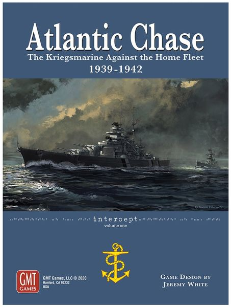 Atlantic Chase board game cover