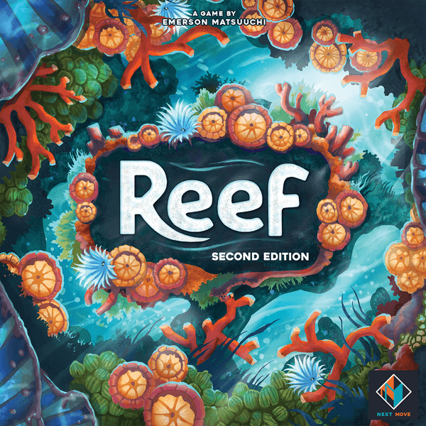 Reef Second Edition Cover