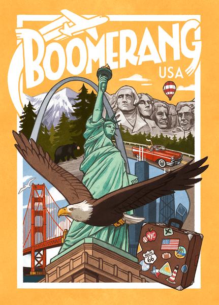 Boomerang USA Game Cover