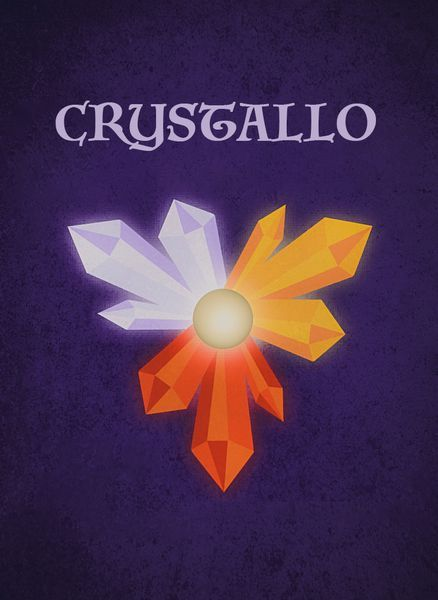 Crystallo Board Game cover