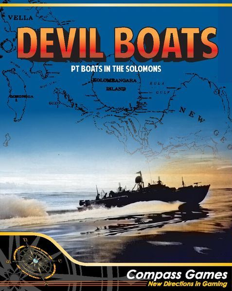Devil Boats PT Boats in the Solomons cover