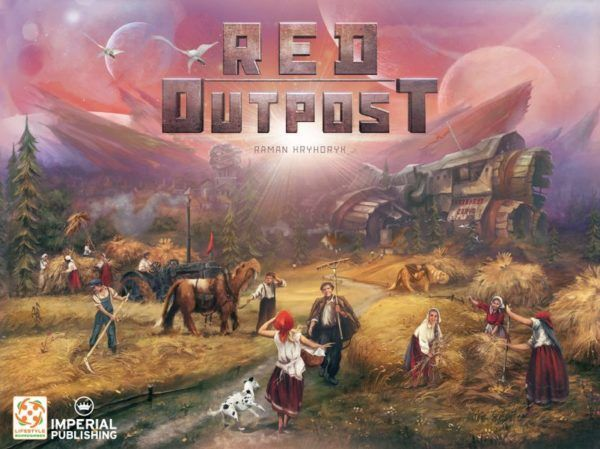 Red Outpost Cover