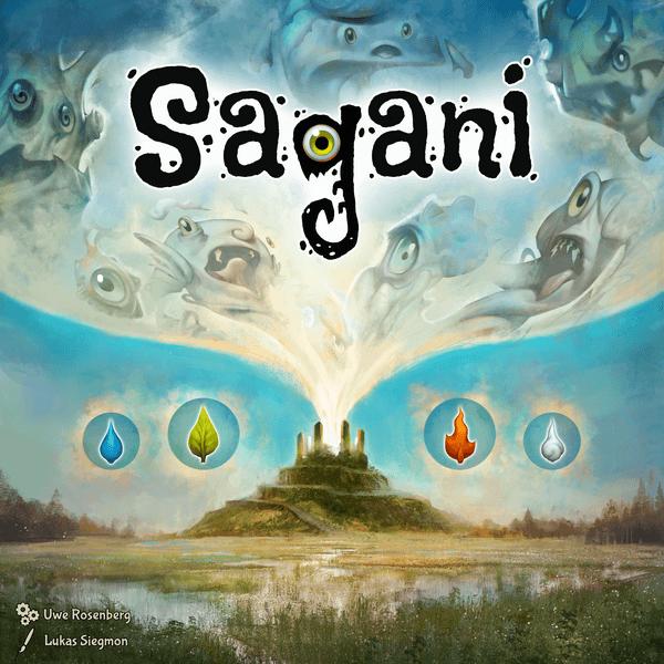 Sagani Board Game Cover