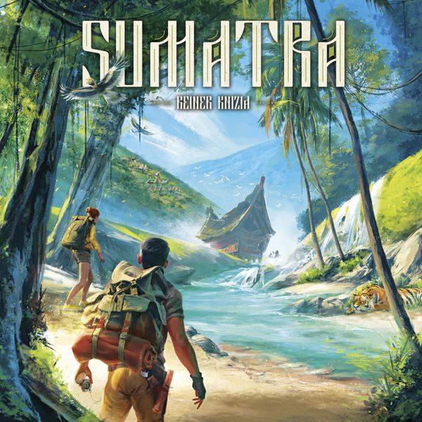 Sumatra Board Game cover