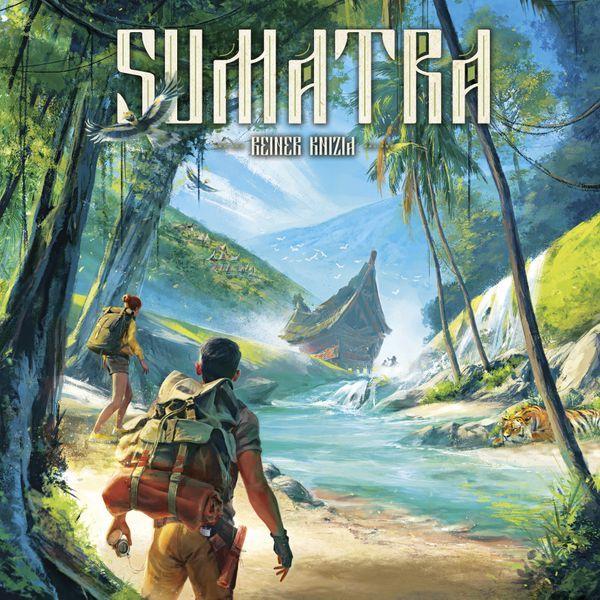 Sumatra Board Game cover