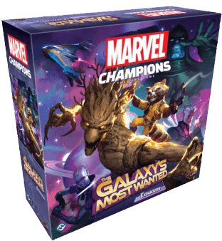 Marvel Champions Galaxy's Most Wanted Box