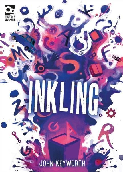 Inkling Card Game cover