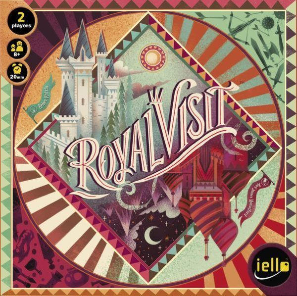 Royal Visit Board Game cover