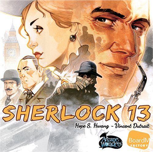 Sherlock 13 cover