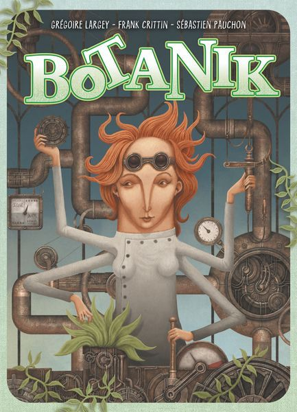 Botanik Board Game Cover