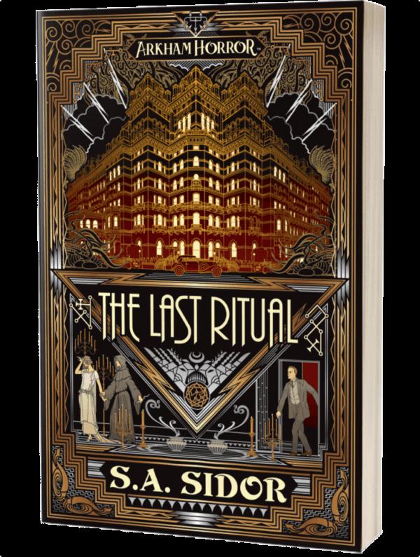 Arkham Horror The Last Ritual cover