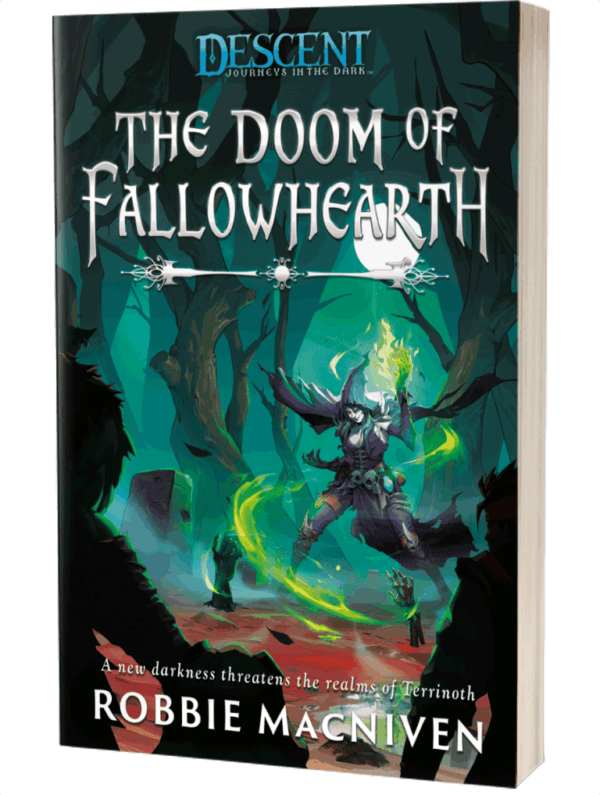 The Doom Of Fallowhearth cover