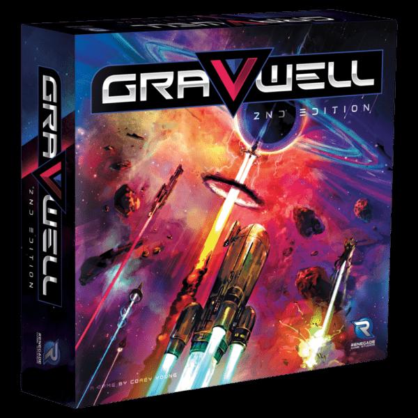 Gravwell 2nd Edition box