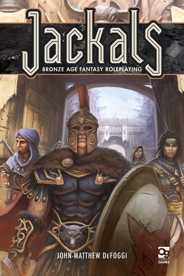 Jackals RPG cover