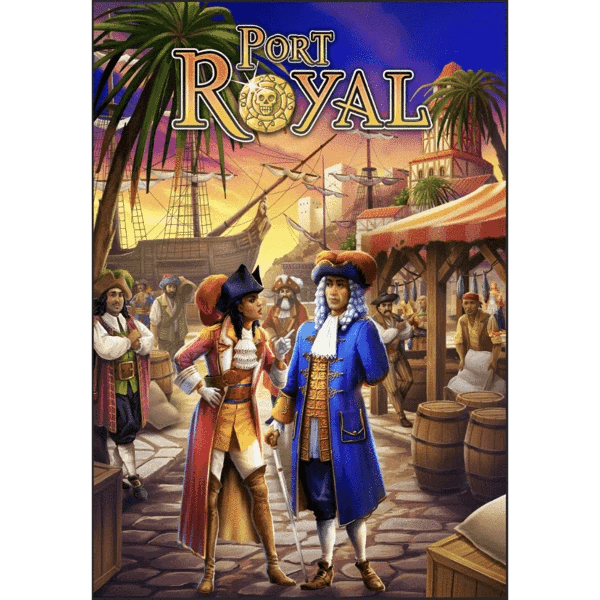Port Royal Big Box cover