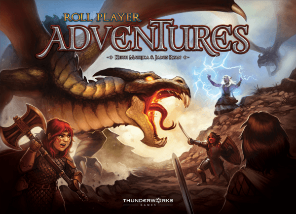 Roll Player Adventures cover